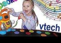 Караоке для детей VTech Learning Tunes Karaoke Machine Toy